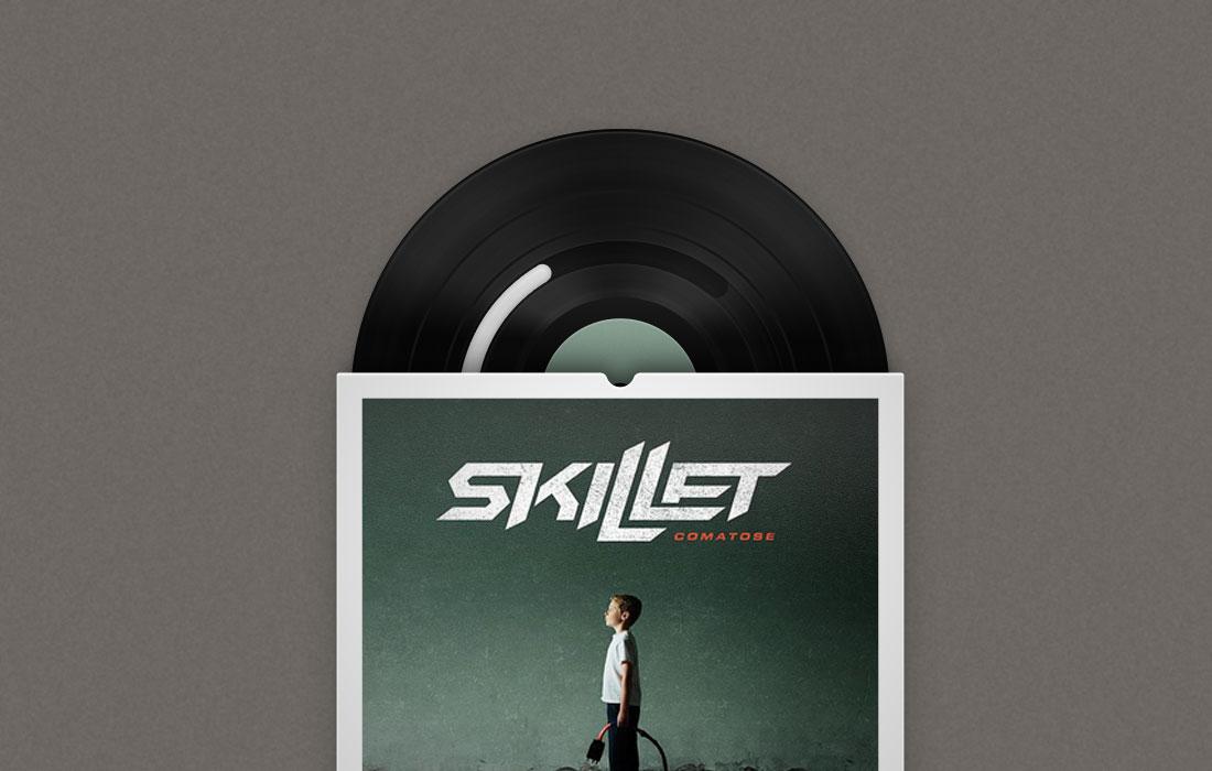 SKILET ALBUM COVER