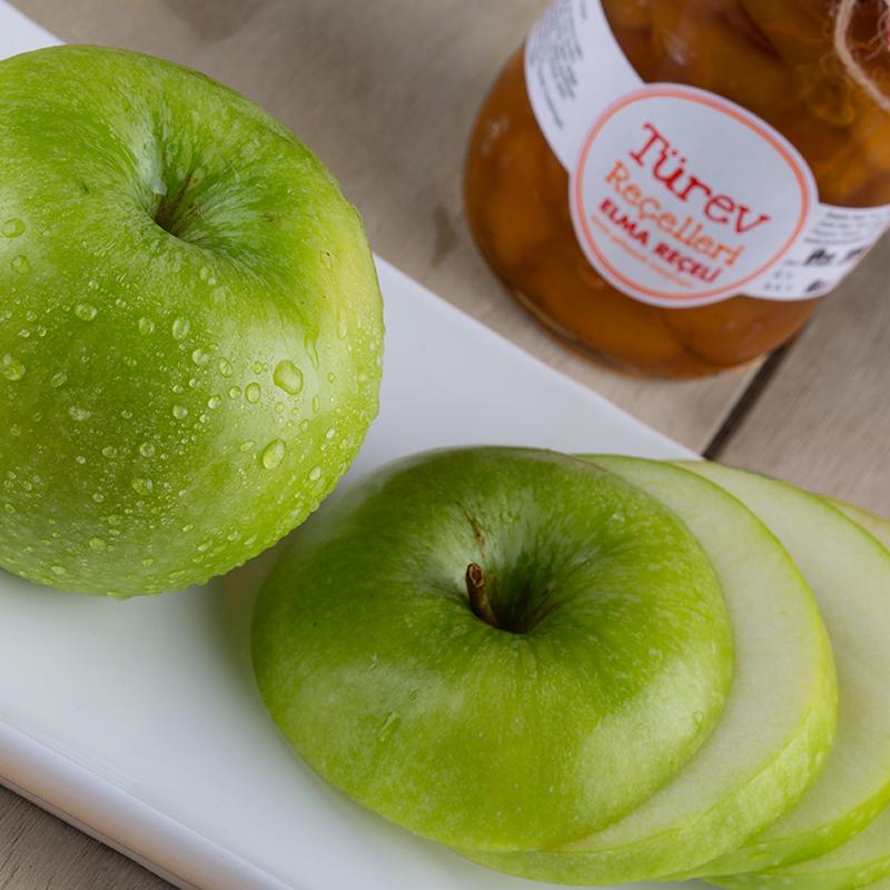 Şekersiz Elma Reçeli