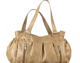 Chukka Leather Handbag
