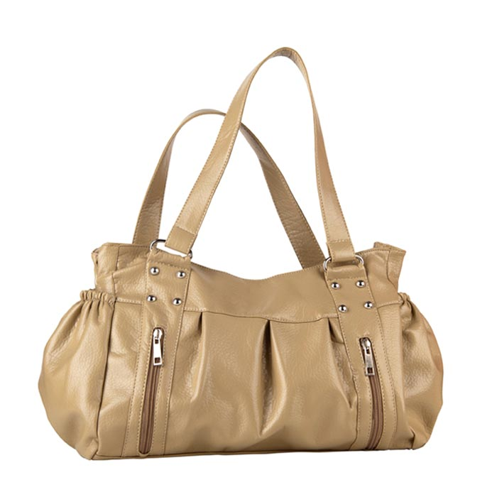 Chukka Leather Handbag